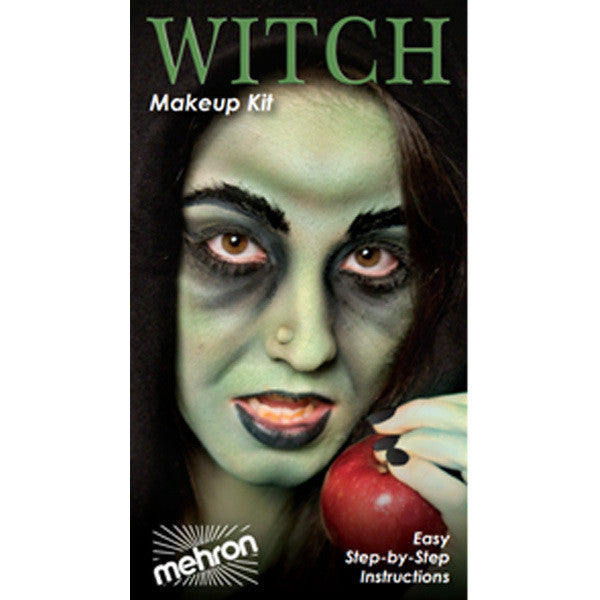 Mehron Witch Character Kit -  | Camera Ready Cosmetics - 2