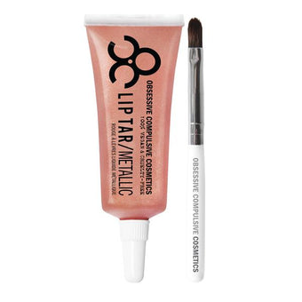 alt OCC Lip Tar Pro Synth -  True rose gold shimmer