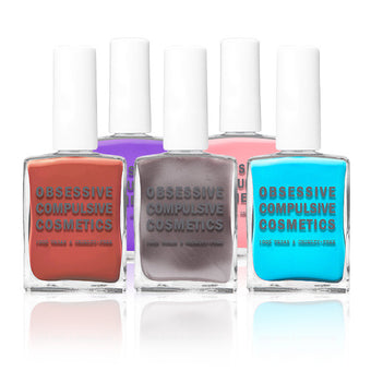 OCC Nail Lacquer -  | Camera Ready Cosmetics - 1