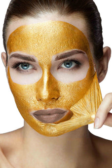 alt Joss + Lyn Peel Off Mask: 24K Gold
