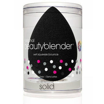 alt Beautyblender®Pro BLACK + Blendercleanser Mini Solid Kit