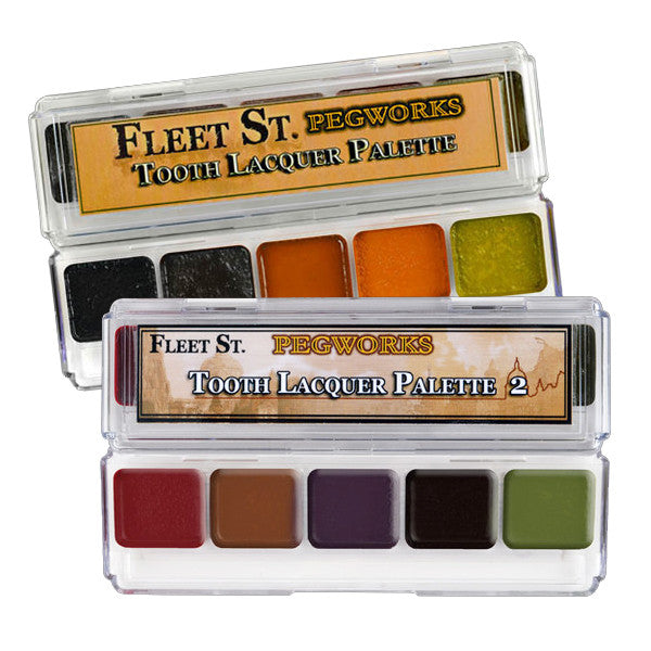 PPI Fleet Street Pegworks Tooth Lacquer Palette -  | Camera Ready Cosmetics - 3