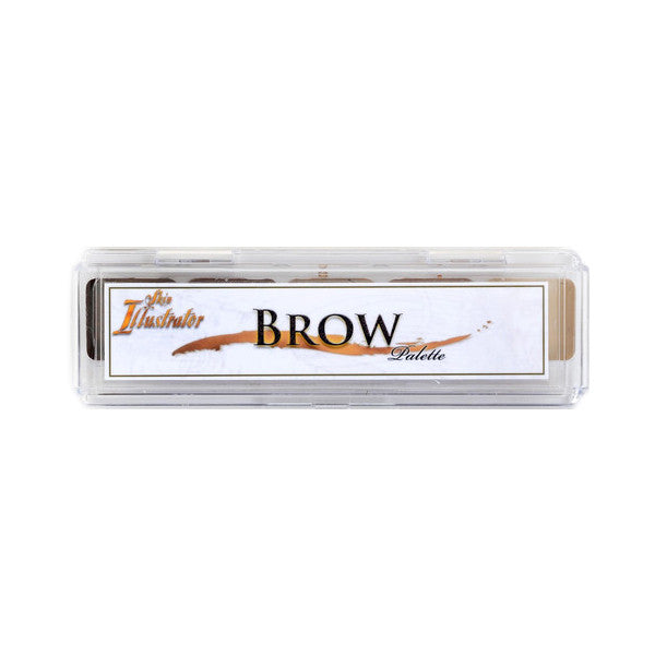 PPI Skin Illustrator - Brow Palette -  | Camera Ready Cosmetics - 2