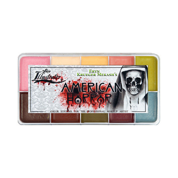 PPI Skin Illustrator - American Horror Palette -  | Camera Ready Cosmetics - 2