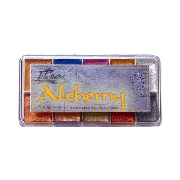 PPI Skin Illustrator - Alchemy Palette -  | Camera Ready Cosmetics - 2