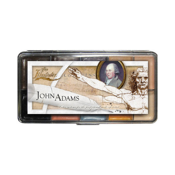 PPI Skin Illustrator - John Adams Palette -  | Camera Ready Cosmetics - 2