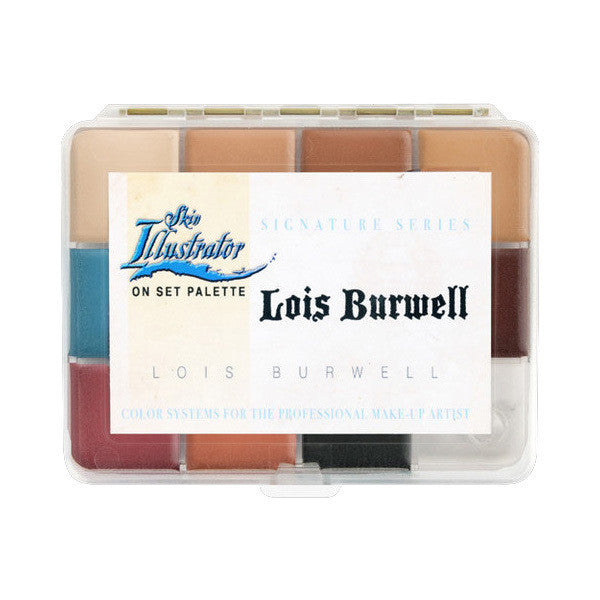 PPI Skin Illustrator - On Set Signature Series Lois Burwell Palette -  | Camera Ready Cosmetics - 2