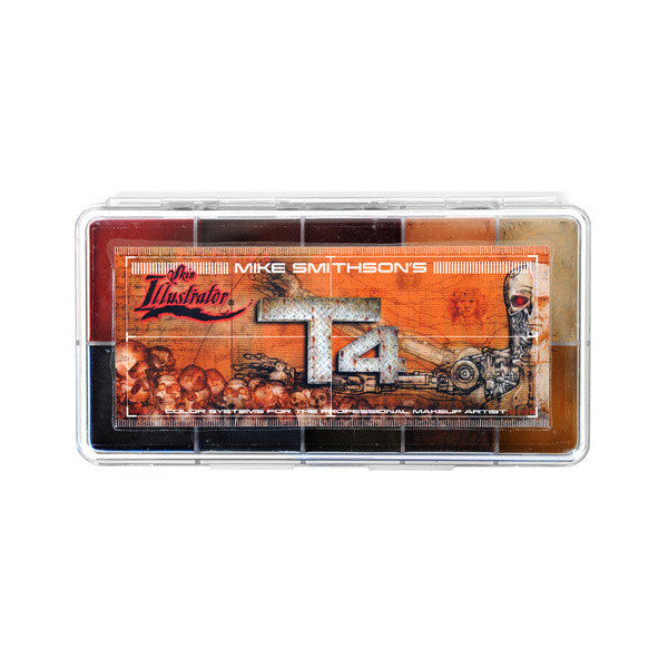 PPI Skin Illustrator - T-4 Palette -  | Camera Ready Cosmetics - 2