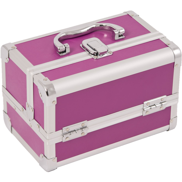 JUST CASE - MAKEUP CASE WITH MIRROR M1001 (USA ONLY) -  | Camera Ready Cosmetics - 3