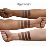 RCMA Makeup Four Color Kits -  | Camera Ready Cosmetics - 5