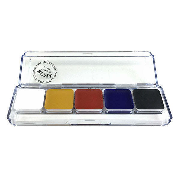 RCMA Foundation Adjuster Palette -  | Camera Ready Cosmetics - 2