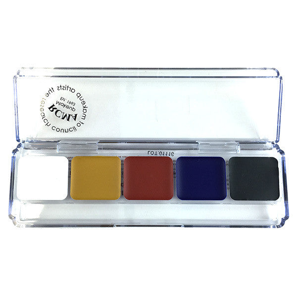 RCMA 5 Color Adjuster Palette