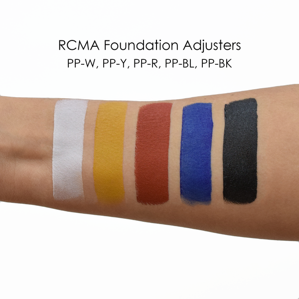 RCMA Foundation Adjuster Palette -  | Camera Ready Cosmetics - 3