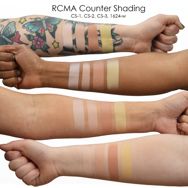 RCMA Makeup Four Color Kits -  | Camera Ready Cosmetics - 7