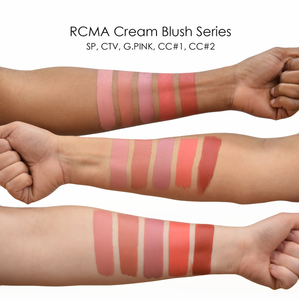 alt RCMA 5 Part Series Cream Blush Palette