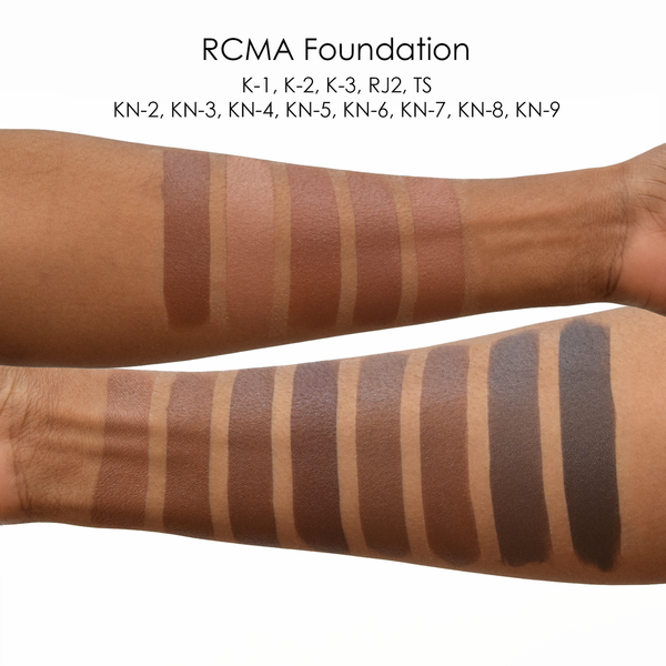RCMA Makeup Four Color Foundation -  | Camera Ready Cosmetics - 5