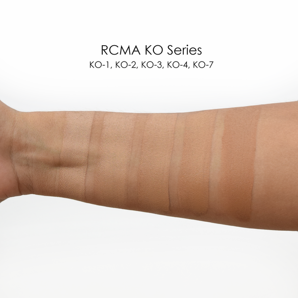 RCMA 5 Part Series Foundation Palette -  | Camera Ready Cosmetics - 16