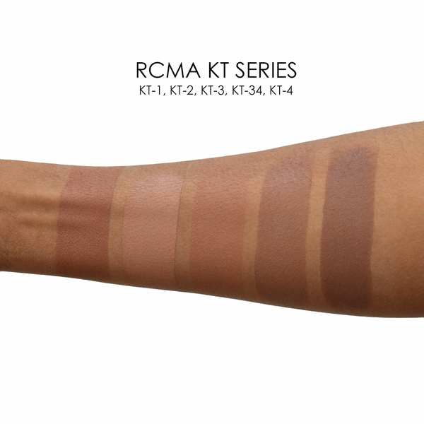 RCMA 5 Part Series Foundation Palette -  | Camera Ready Cosmetics - 13