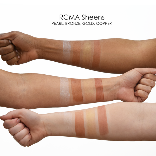 RCMA Makeup Four Color Kits -  | Camera Ready Cosmetics - 8