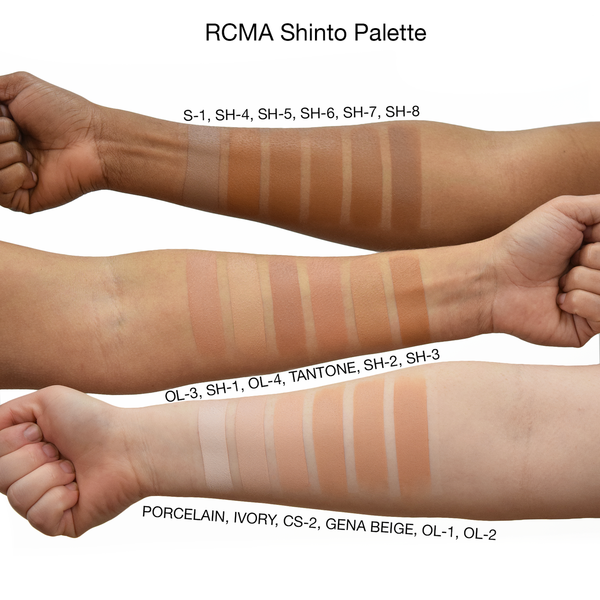 RCMA VK Foundation Palette -  | Camera Ready Cosmetics - 5