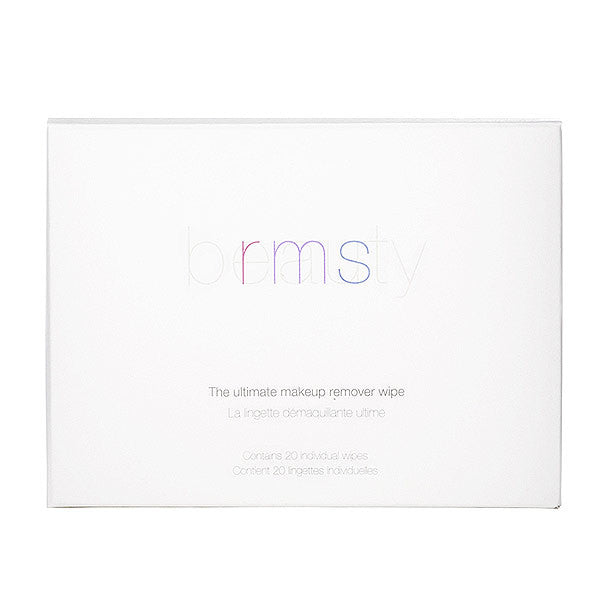 RMS Beauty - The Ultimate Makeup Remover Wipe  | Camera Ready Cosmetics