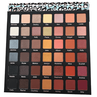 Violet Voss - Ride Or Die Eye Shadow Palette