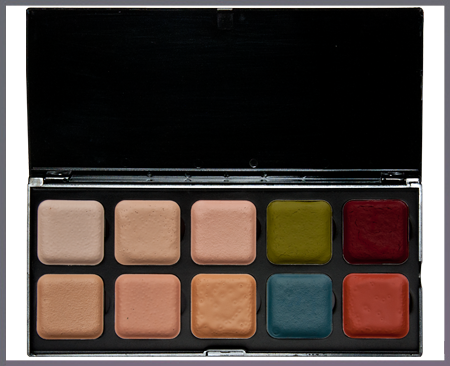 alt European Body Art - Encore Palette SKT Light w/ADJ