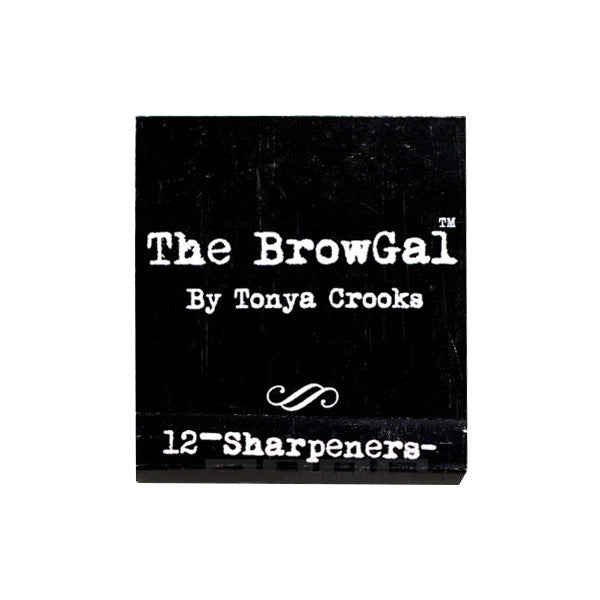 The BrowGal Tweezer Sharpener -  | Camera Ready Cosmetics - 1