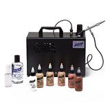 alt Graftobian Single Brush Airbrush System - F/X Aire™ Skin Shades (20098)