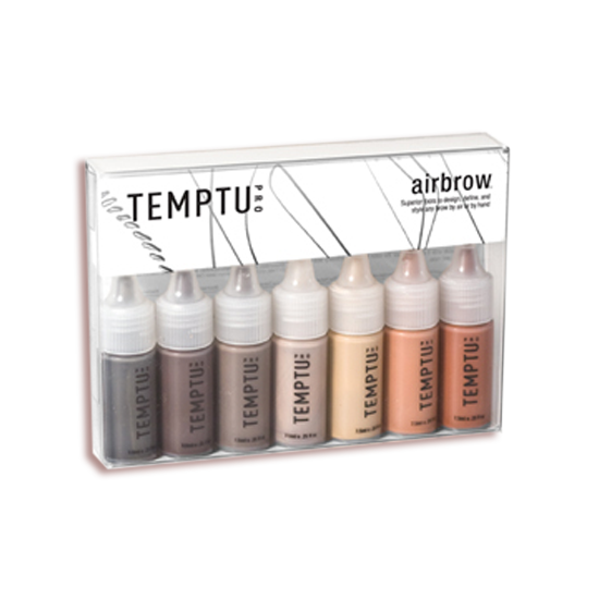 Temptu Pro SB Airbrow Starter Set 1/4 oz -  | Camera Ready Cosmetics