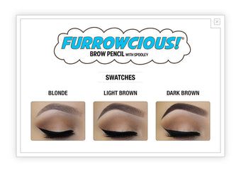 alt The Balm Furrowcious Eyebrow Pencil