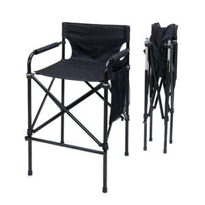 TUSCANY PRO - TALL DIRECTOR CHAIR CC63T (USA ONLY) -  | Camera Ready Cosmetics - 1