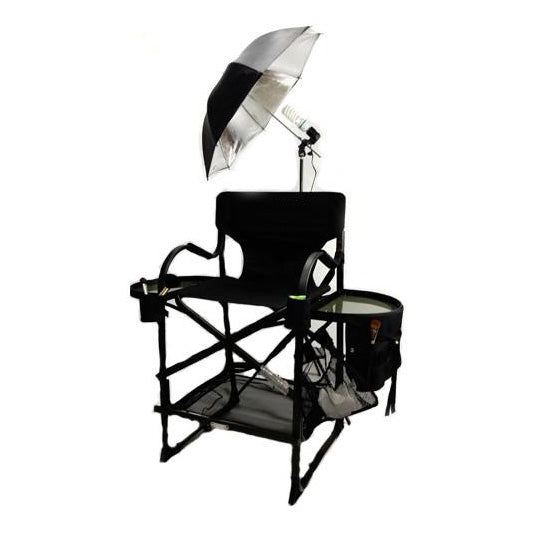 """Tuscany Pro - 29"""" Makeup Chair With Lighting System Cc65ttpro-29Ls"""