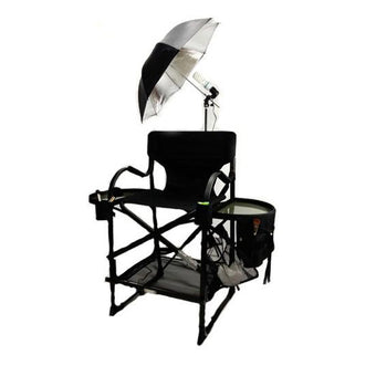 "alt Tuscany Pro - 25"" Makeup/Hair Chair With Lighting System Cc65ttpro-25 Ls"