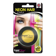 PaintGlow Neon UV Hair Chalk