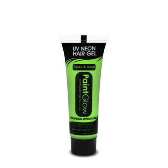 alt PaintGlow Neon UV Hair Gel Green (AF1A02)