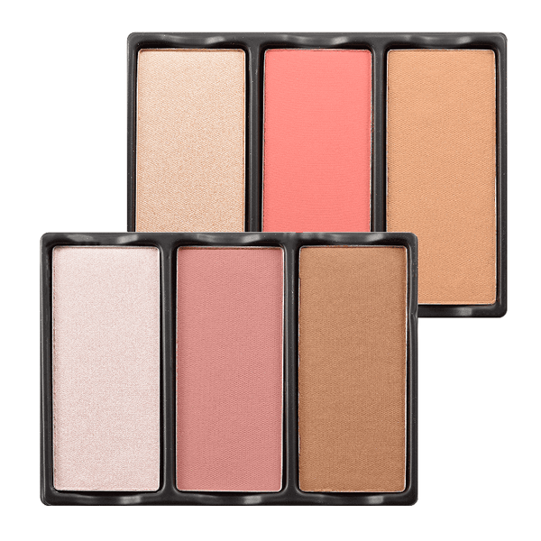 alt Viseart Theory Highlighter, Blush, & Bronzer