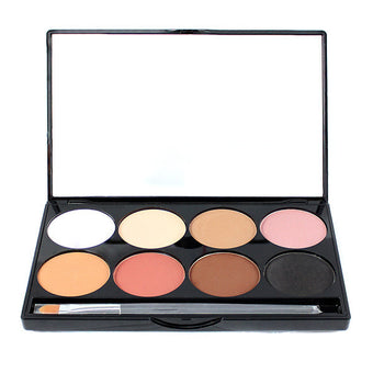 Mehron E.Y.E Powder 8-Color Palette (EYE POWDER) -  | Camera Ready Cosmetics