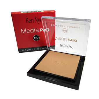 Ben Nye MediaPRO Bella Poudre Compact Powder - Full size compact -  | Camera Ready Cosmetics - 1