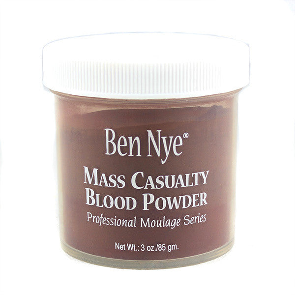 Ben Nye Mass Casualty Blood Powder -  | Camera Ready Cosmetics