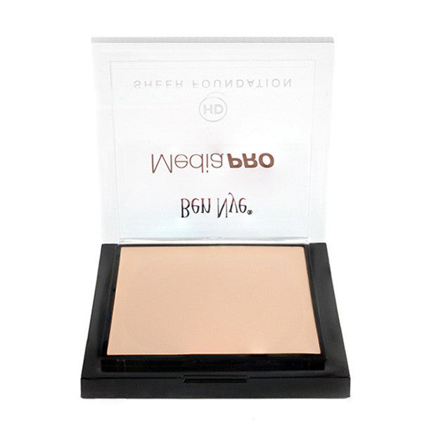 Ben Nye MediaPRO HD Sheer Foundation -  | Camera Ready Cosmetics - 1
