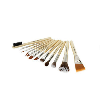 Bdellium Tools SFX 12pc. Brush Set with Double Pouch -  | Camera Ready Cosmetics - 3