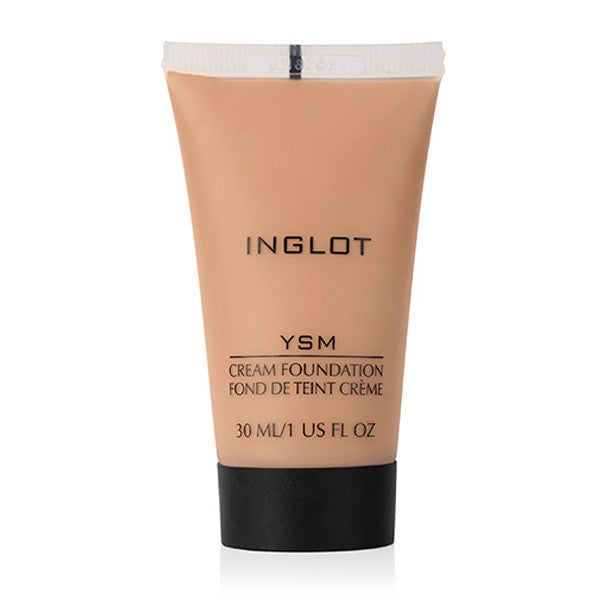 Inglot YSM Cream Foundation -  | Camera Ready Cosmetics - 1