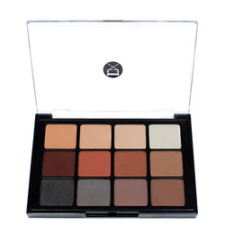 alt Viseart 12-Color Eyeshadow Palette - 01 Matte