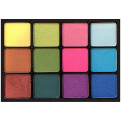 alt Viseart 12-Color Eyeshadow Palette - VPE02 Boheme Dream