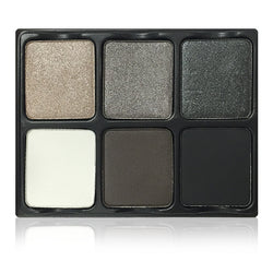 alt Viseart 6-Color Eyeshadow Palette - Theory Palette III Chroma