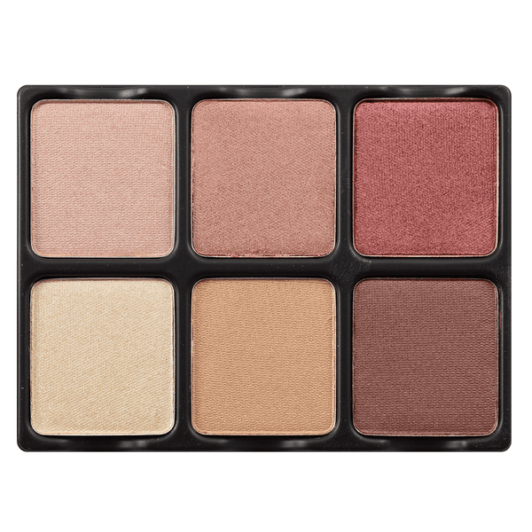 Viseart 6 Color Eyeshadow Palette Theory Palette 05