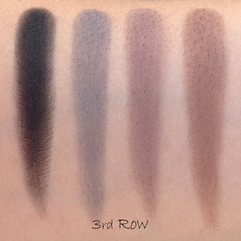 Viseart 12-Color Eyeshadow Palette - 01 Matte -  | Camera Ready Cosmetics - 3
