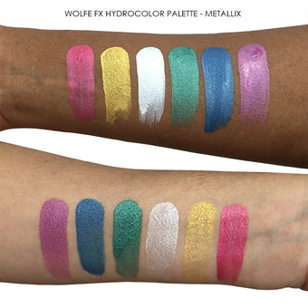 Wolfe FX Hydrocolor Palette -  | Camera Ready Cosmetics - 7