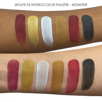 Wolfe FX Hydrocolor Palette -  | Camera Ready Cosmetics - 3